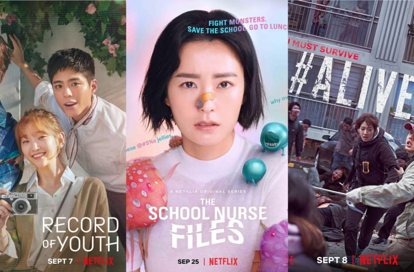 Netflix Releases From Korea To Watch This September