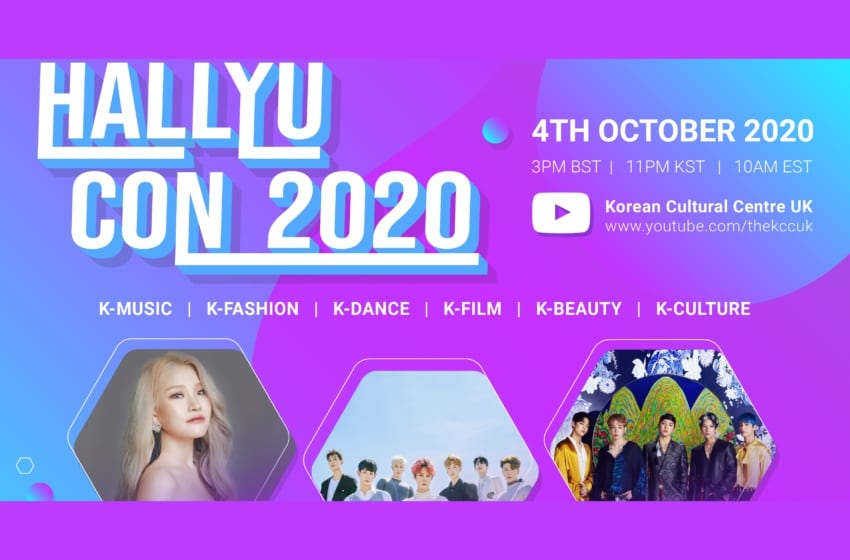 "VAV, A.C.E, AleXa, AlphaBAT, And More To Perform For Online ""Hallyu Con 2020 Live In London"" Event"