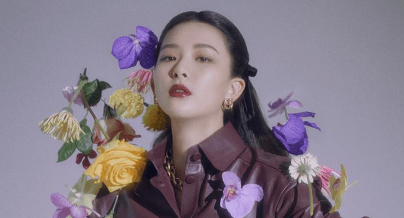 Red Velvet's Seulgi Is In Full Bloom In New Photoshoot For ELLE Magazine