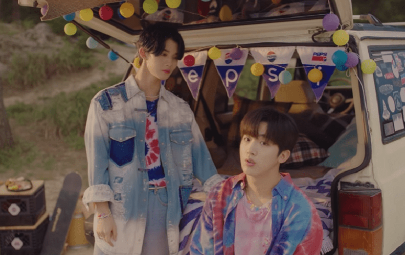 "WATCH: CIX's Bae Jinyoung And WEi's Kim Yohan Team Up In ""I Believe"" Music Video"