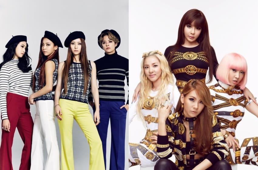 10 K-pop Girl Groups That Deserved Better
