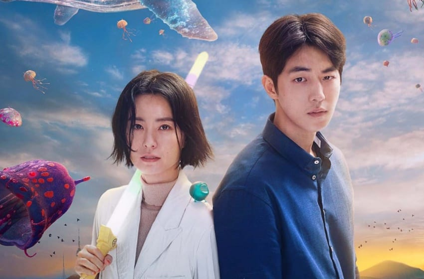 "Poster Released For Drama ""The School Nurse Files"" With Jung Yu Mi And Nam Joo Hyuk"
