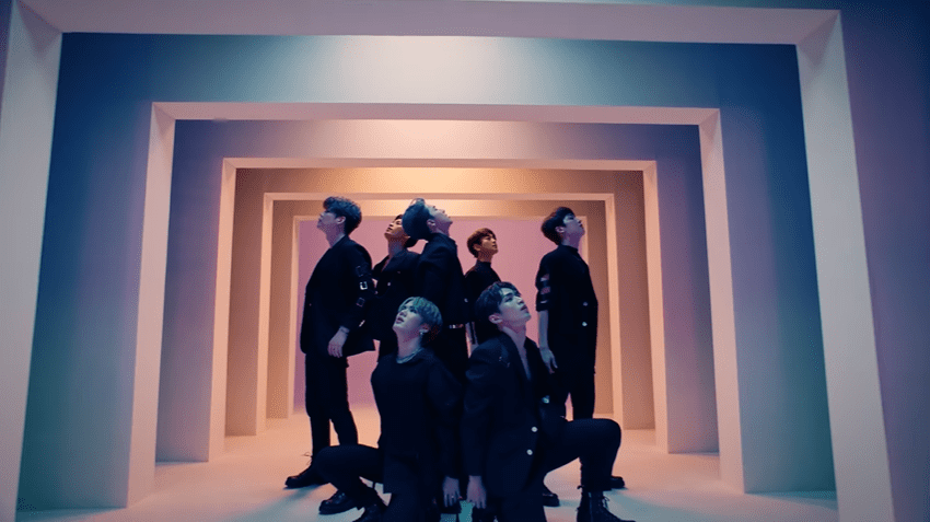"WATCH: UP10TION Teems With Charm In Electrifying ""Light"" Music Video"