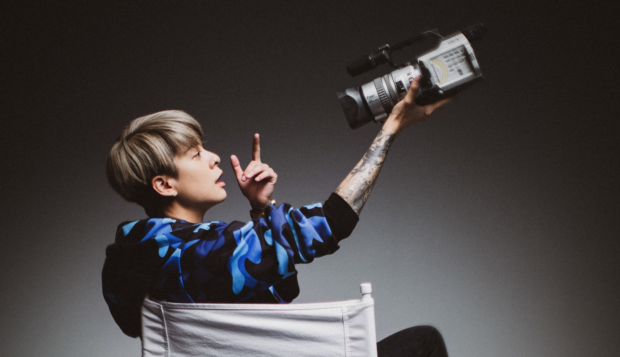 "K-Pop Royalty Amber Liu To Host Original Show ""I'll Ask The Stupid Questions"""