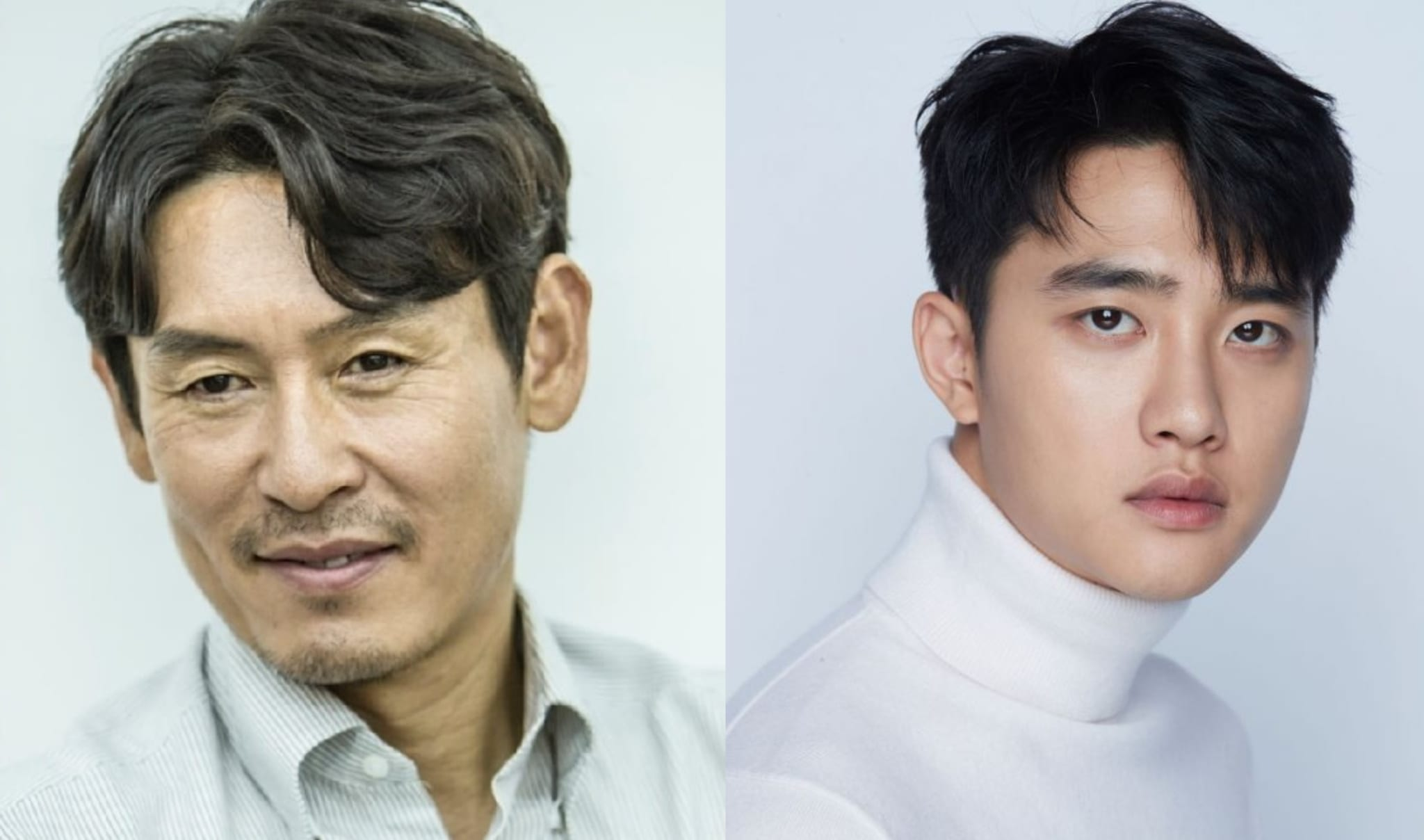 "Sol Kyung Gu And EXO's D.O. Cast As Leads In Upcoming Science Fiction Film ""The Moon"""