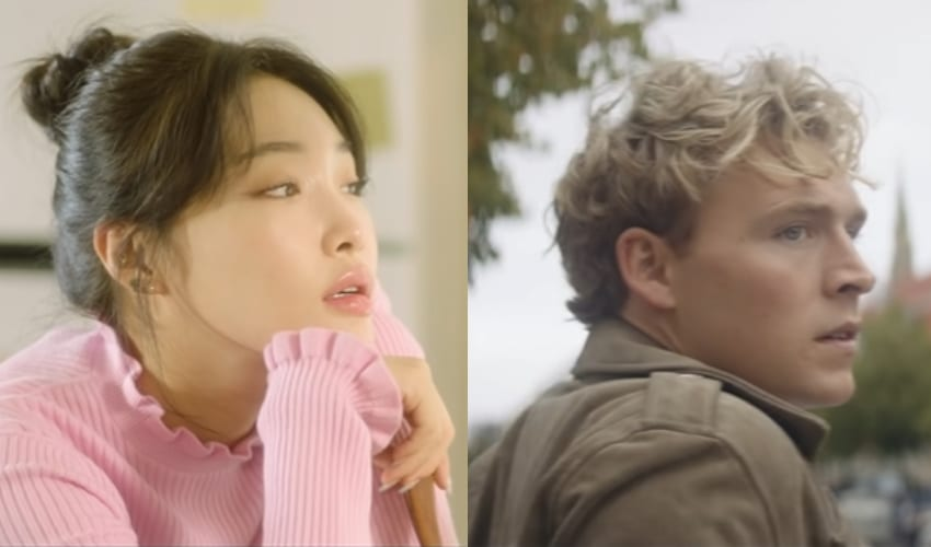 "WATCH: Chungha Collaborates With Danish Singer Christopher For ""Bad Boy"""