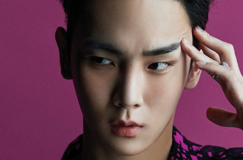 SHINee's Key Stuns In First Photoshoot Since Military Discharge